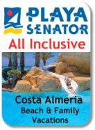 All Inclusive Costa Almeria Holidays