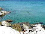 Beautiful beach landscape: Playa Embarcadero