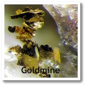 Old Goldmine in Rodalquilar (Almeria, Spain)