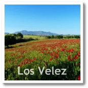 Sierra Maria-Los Velez in Almeria, Spain