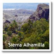 Sierra Alhamilla in Almeria, Spain