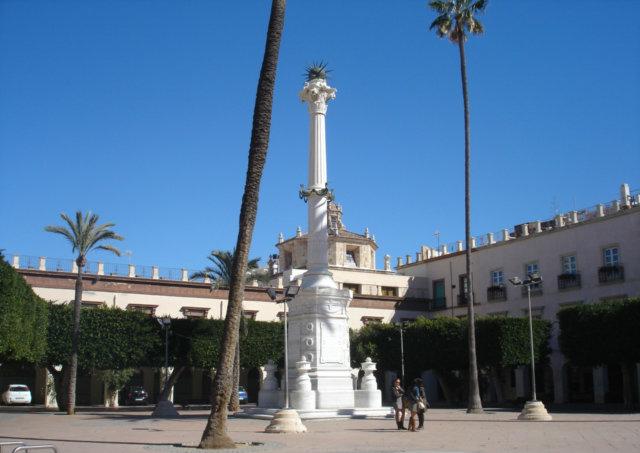 Almeria City - Plaza Vieja