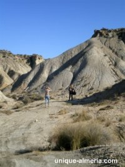 Tabernas Desert Geological Field Trip