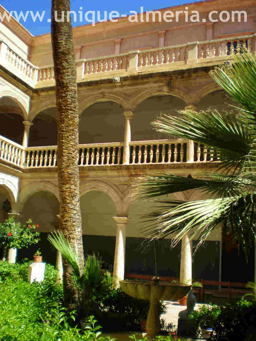 School of Art in Almeria City (Spain)
