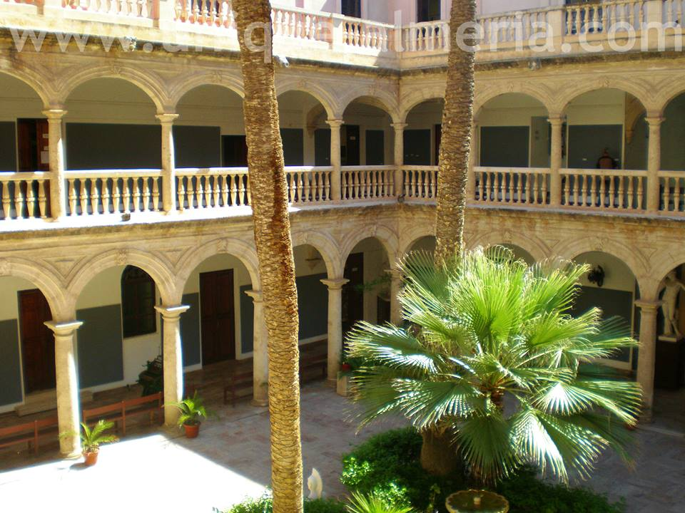 School of Arts - Almeria, City - Indiana Jones Location