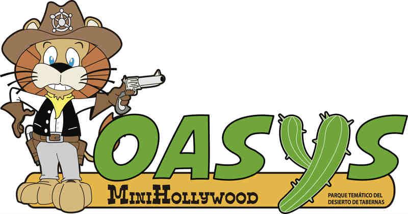 Oasys Theme Park at Mini-Hollywood in the Desert of Tabernas (Almeria, Spain)