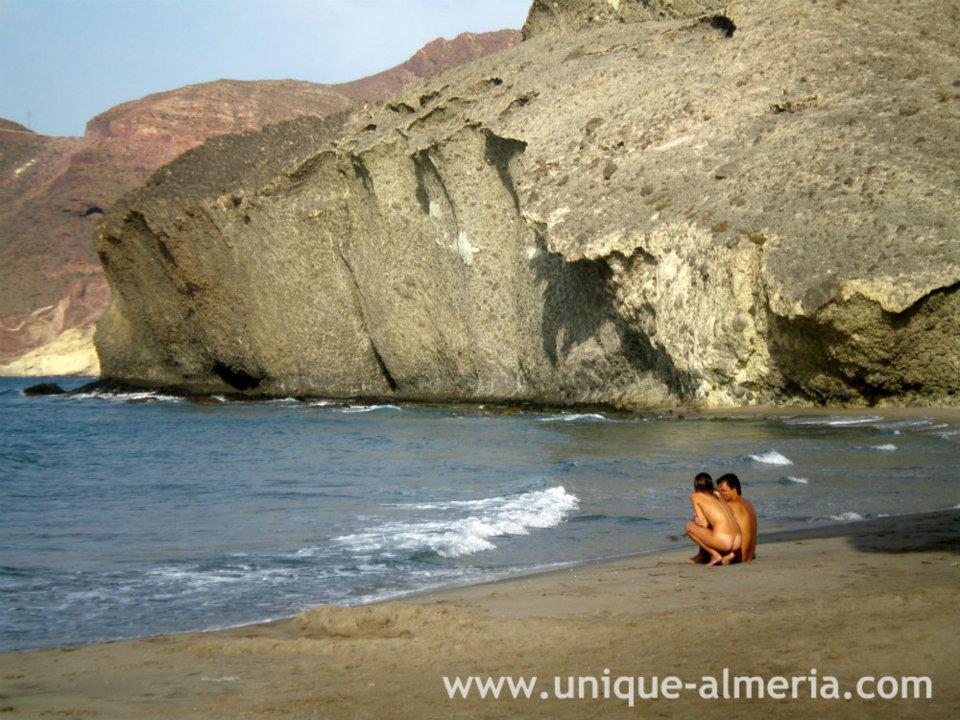 Playa de Monsul - Indiana Jones Movie Location in Spain