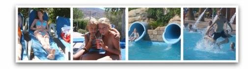 Oasys Theme Park - Pool