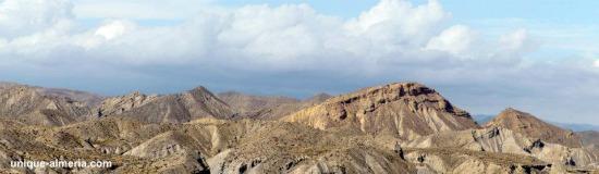 Tabernas Desert (Almeria, Spain)