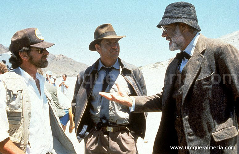 Indiana Jones and the Last Crusade - Movie Location in Spain