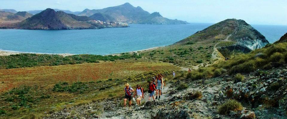 Los Genoveses - Cabo de Gata Natural Park