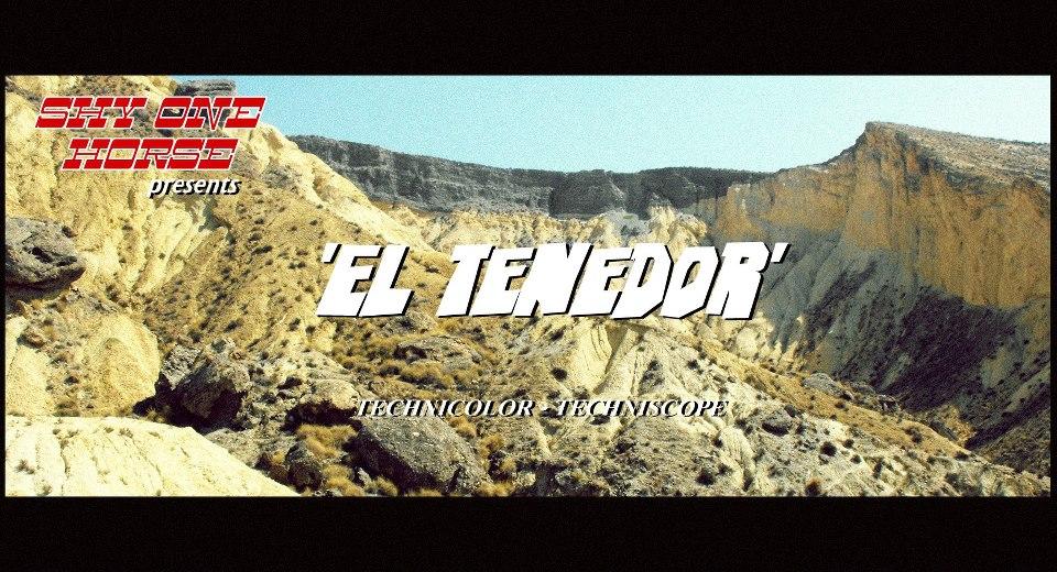 Western movie fans in almeria for El tenedor andorra