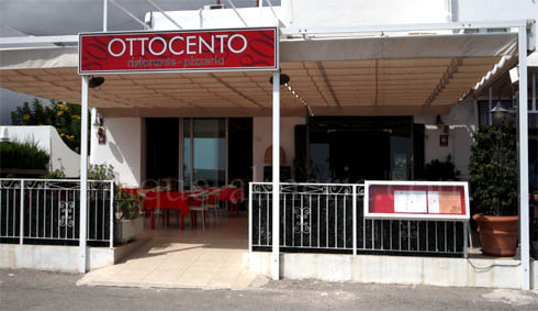 Pizzeria in Mojacar