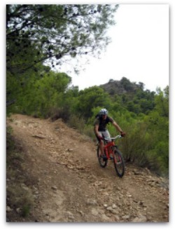 Best Bicycle Tours: Cycling the Mountain Biking Trails in Almeria, Spain