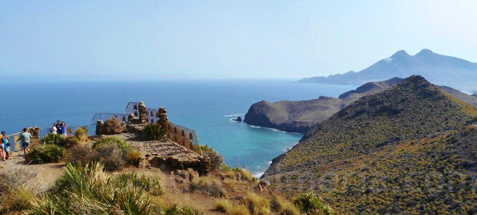 Almeria - Nijar Region (Cabo de Gata Natural Park)