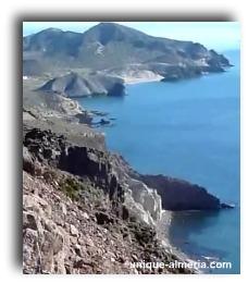 Cabo de Gata Coastline