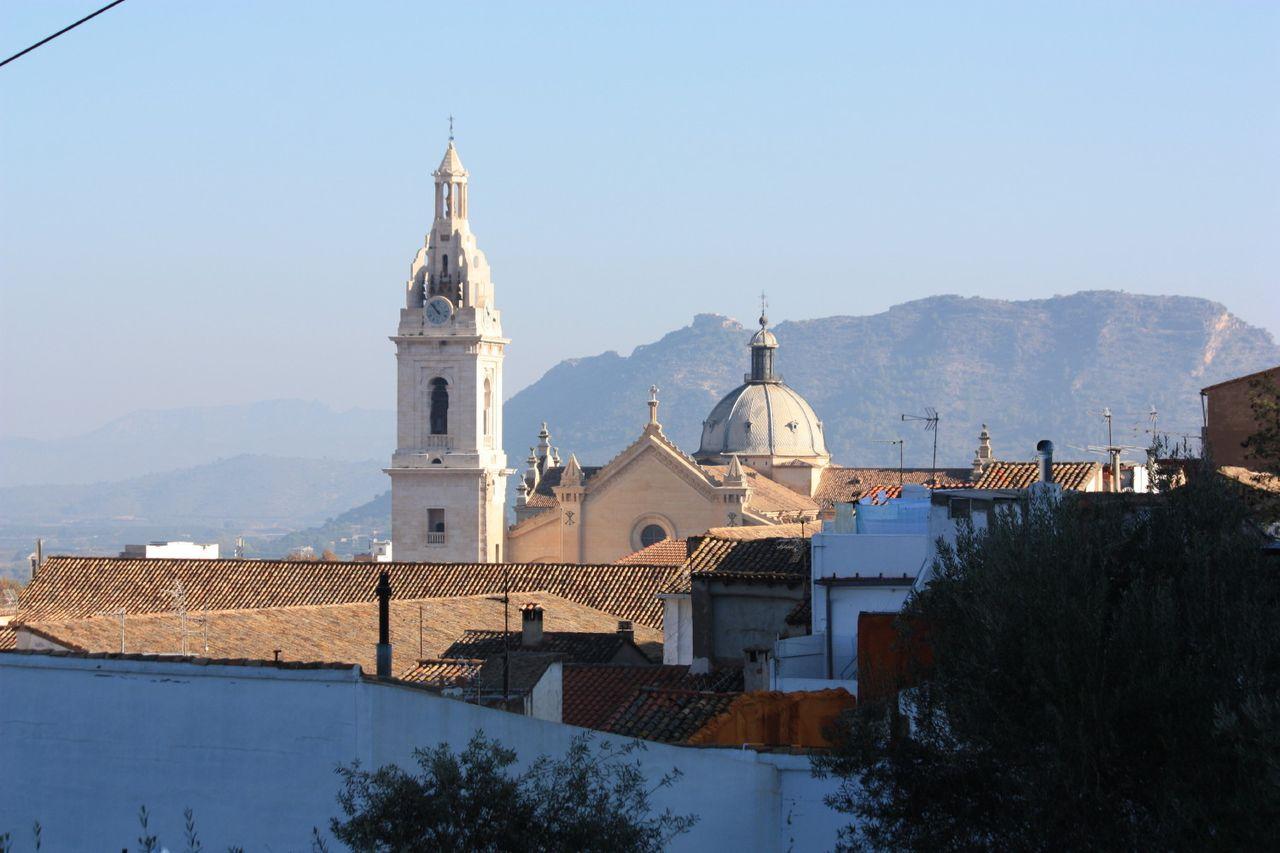 The Borgias hometown Xativa