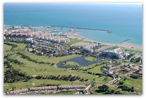 Almerimar Golf Course