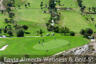 Envia almeria Wellness & Golf