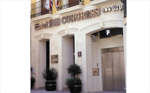 Hotel AM Congress Almeria City