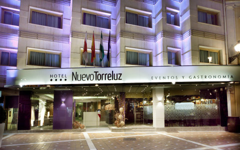 Hotel Torreluz Almeria
