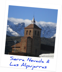 Sierra Nevada - Abrucena