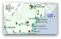 Cabo de Gata Map