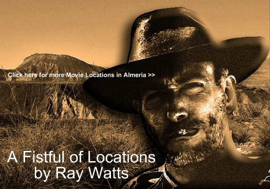 Movie Location hunting with Ray Watts >>