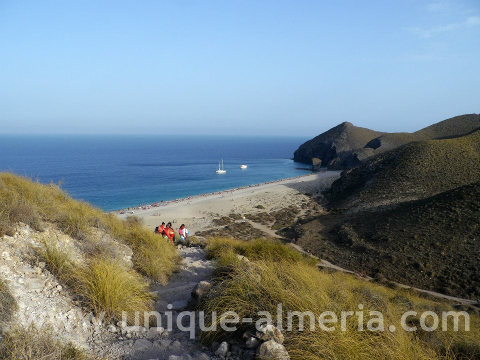 Naturist Beach in Spain: Playa de los Muertos