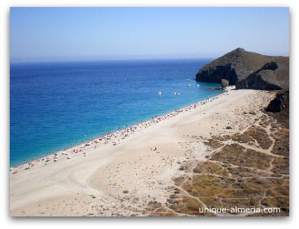 Playa de los Muertos, Almeria (Spain)