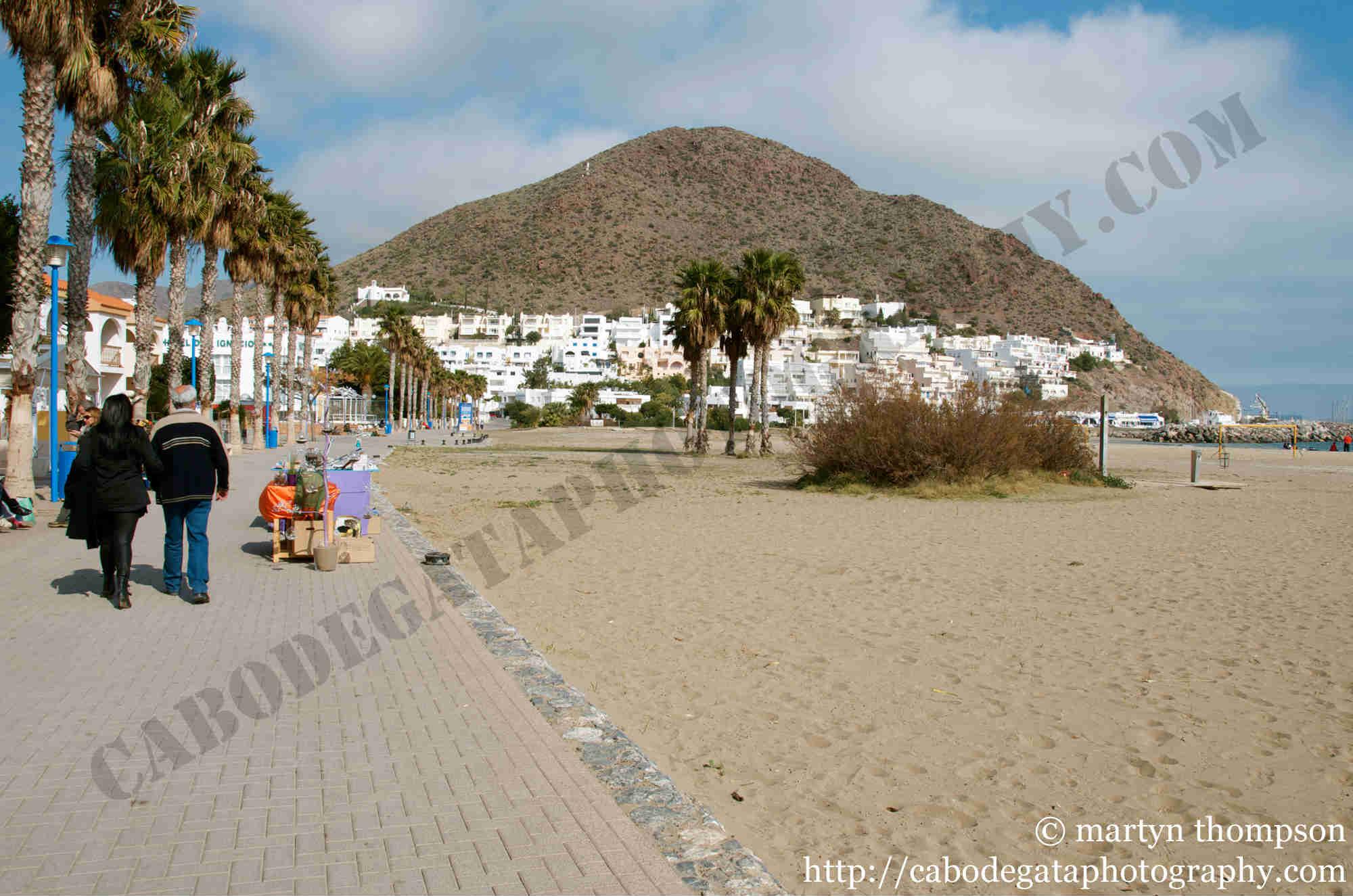 San Jose Almeria Spain Cabo De Gata Natural Park