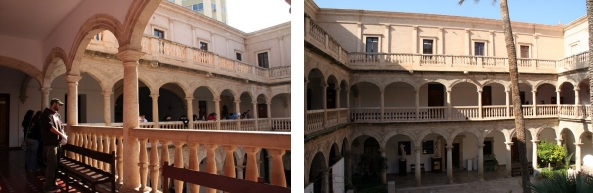 School of Arts - Almeria, Spain