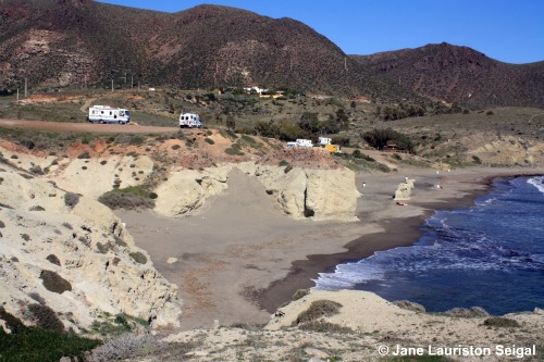 Spanish Walking Holidays in Cabo de Gata Natural Park