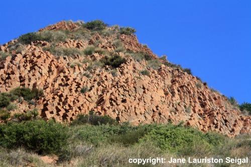 Cabo de Gata - Basalt Formations