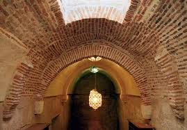 Arabic cisterns in Almeria, Spain