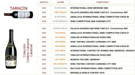 Award-winning wines from Spain - Bodega de Alboloduy