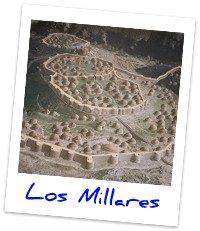 Los Millares in Santa Fe de Mondujar