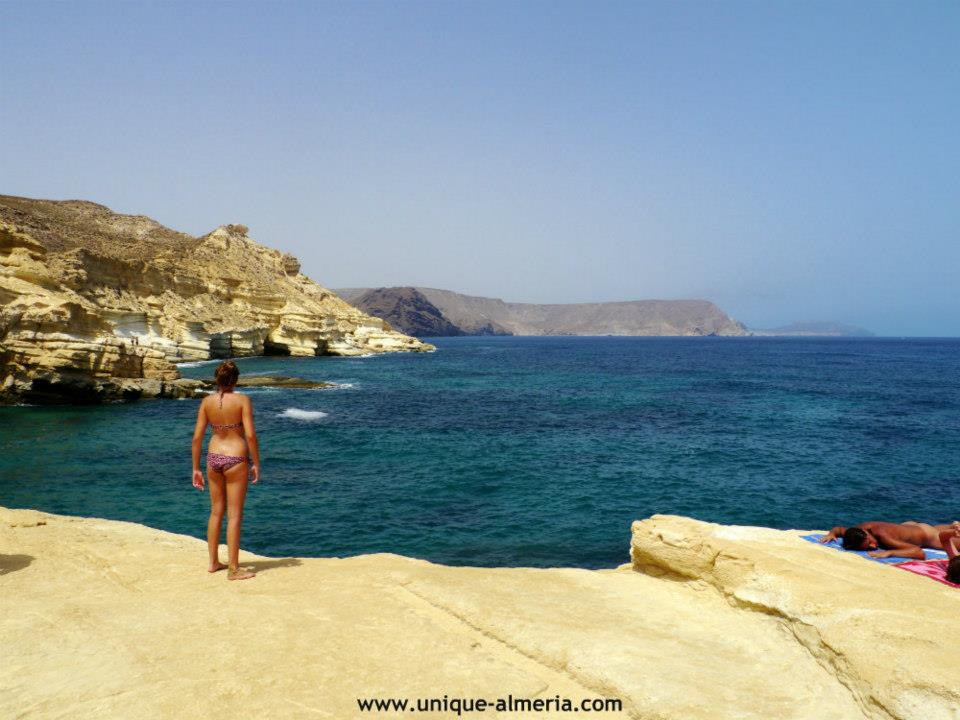 Cabo de Gata - Playazo Beach