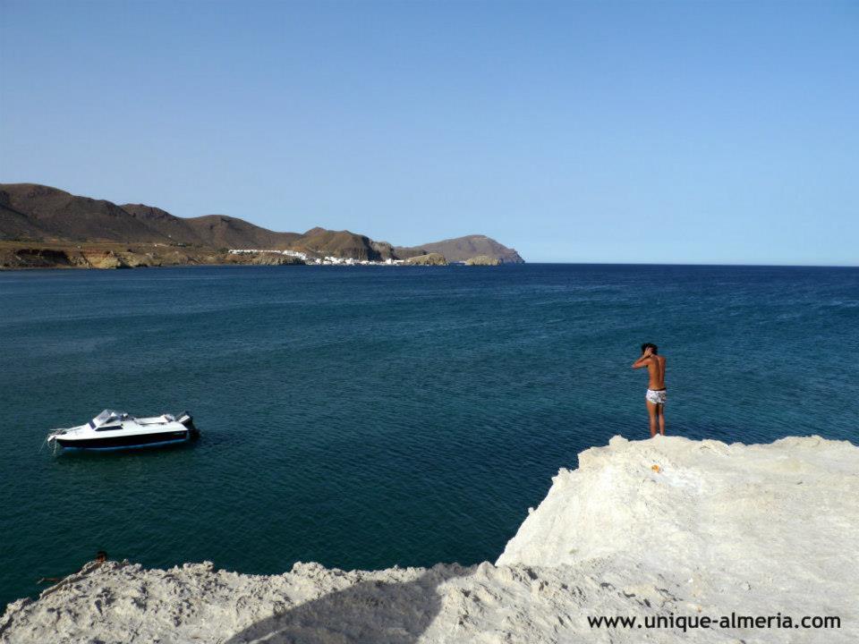 Cabo de Gata - Los Escullos Beach