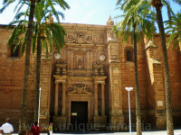 Almeria City: Cathedral