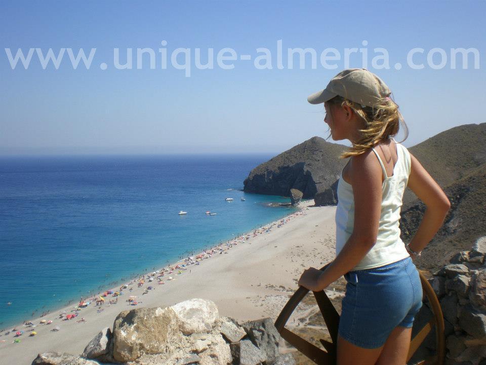 Playa de los Muertos - Almeria, Spain (Cabo de Gata Natural Park)