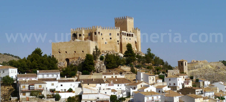 Almeria Los Velez Region (Velez Blanco)