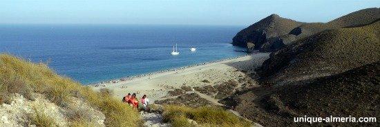 Playa de los Muertos (Cabo de Gata Naturalpark)
