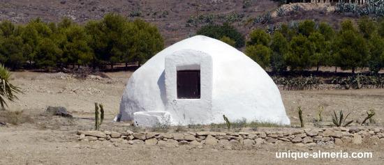 Moorish cistern