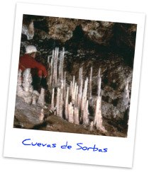 Geosites - Caves of Sorbas