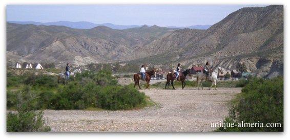 Tabernas Desert - Almeria, Spain