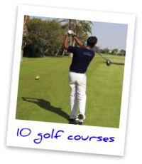 Golf Courses in Almeria, Spain