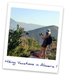 Hiking Vacations in Almeria, Spain