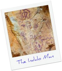 The Indalo Man Cave Paintings