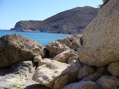 Cala de Plomo, Cabo de Gata, Almeria, Spain